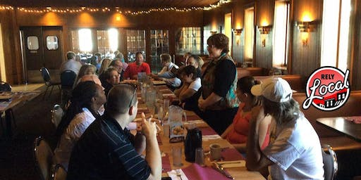 RelyLocal Networking Lunch at Los Compadres in Burlington