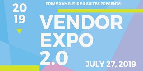"IT'S YOUR SEASON ""VENDOR EXPO 2.0"" tickets"