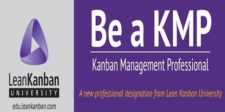 Kanban Management Professional (KMP I + KMP II) Dallas (Guaranteed to run)  tickets