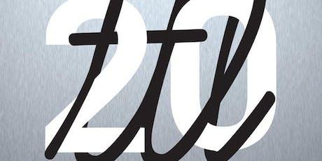 A Turntable Lab 20th Anniversary ft Natasha Diggs & Turntable Lab EV Crew tickets
