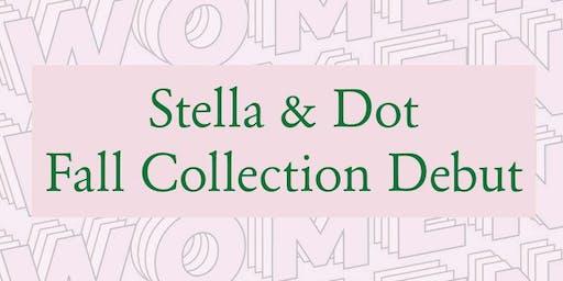 Stella & Dot Fall Collection Debut