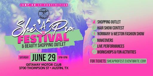 She A Pro Festival & Beauty Shopping Outlet
