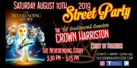 Street Party 2019 - The Neverending Story tickets