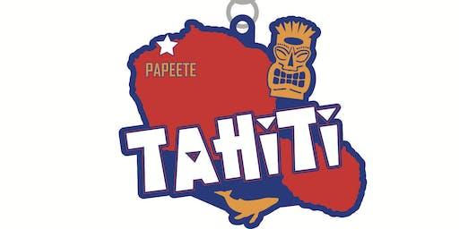 2019 Race Across Tahiti 5K, 10K, 13.1, 26.2 -Boise