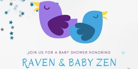 Raven's Baby Shower tickets