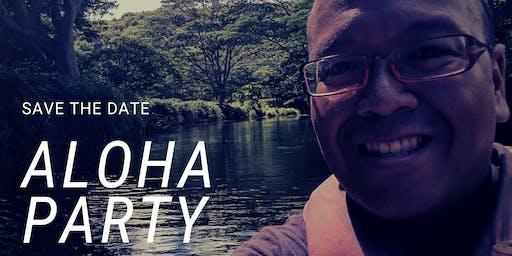 Aloha Party for Chris Malano