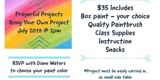 BYOP Bring Your Own Piece Class