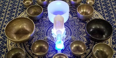 Sound Bath Human Activation Meditation in Columbia, MD