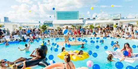 Couples at Cabana Pool Bar tickets