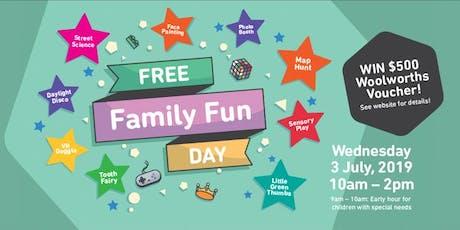 Health Hub Morayfield 'Free Family Fun Day' tickets