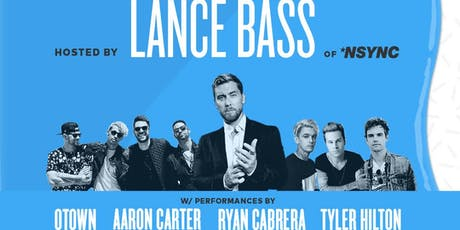 VIP Experience with Lance Bass - Paducah, KY tickets