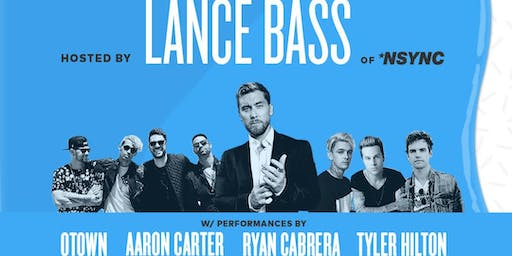 VIP Experience with Lance Bass - Paducah, KY