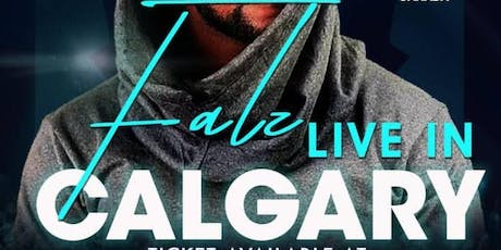 FALZ LIVE IN CALGARY tickets