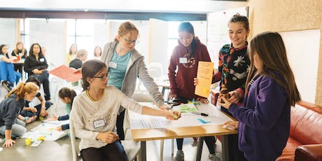 Design Thinking & Leadership Workshop for Girls tickets