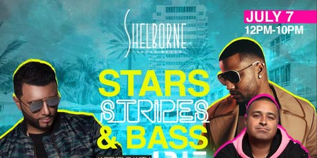 Stars Stripes Pool Party DJ Camilo Live And Alex Sensation At Sherborne tickets