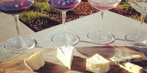 Oregon Cheese Cave Pairing Class at Liquid Assets