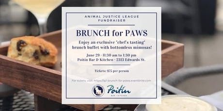 BRUNCH for PAWS tickets