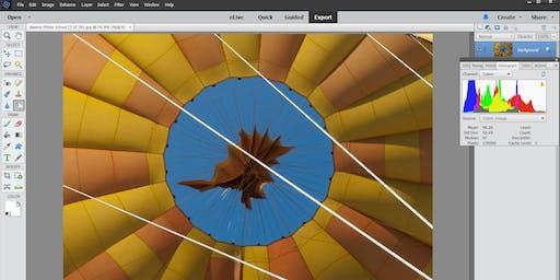 Photography Course-Photoshop Elements (Greensborough)