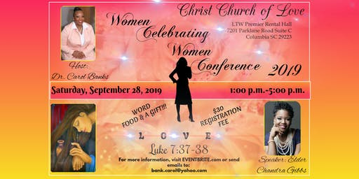 Women  Celebrating Women Conference 2019