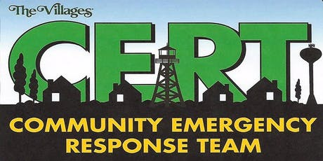 CPR / AED Training by CERT of The Villages tickets