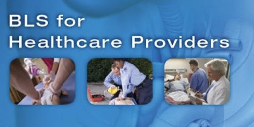 CPR AED or BLS For Healthcare Providers