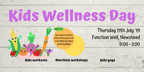 Kids Wellness Day tickets