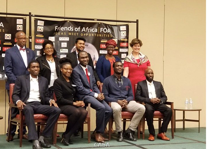 Friends of Africa Economic Summit  2020 (10th Edition) image