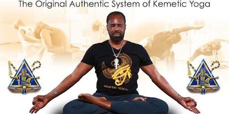 Kemetic Yoga Mini Certification tickets
