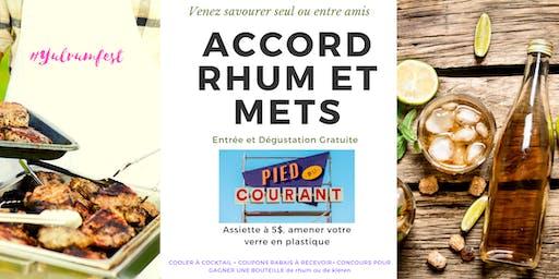 #Yulrumfest x Village du Pied Du Courant