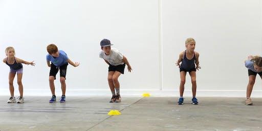 School Holiday Workshop - Junior Strength, Power & Speed