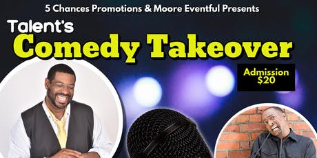 Talent's Comedy Takeover tickets