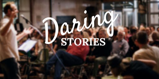 Daring Stories: Mistakes Were Made