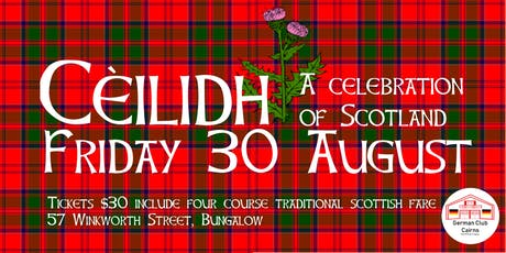 Cèilidh: A celebration of Scotland tickets