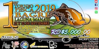 1er TORNEO PESCA BAGRE 2019 DEL 21 AL 22 DE SEPTIEMBRE