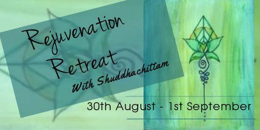 Rejunvenation Retreat with Anna Ellery