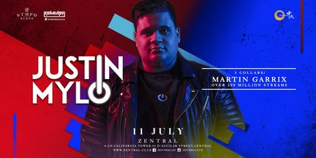 Zentral Presents: SUMMER SERIES #1 - Justin Mylo (DJ Set) tickets