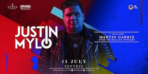 Zentral Presents: SUMMER SERIES #1 - Justin Mylo (DJ Set)
