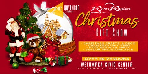 River Region Christmas Shopping Event