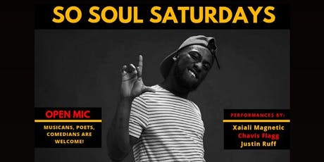 So Soul Saturday tickets