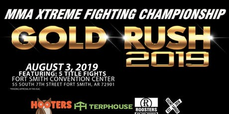 MFC GoldRush 2019 tickets