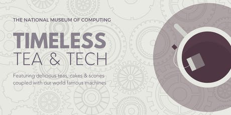 Timeless Tea & Tech tickets