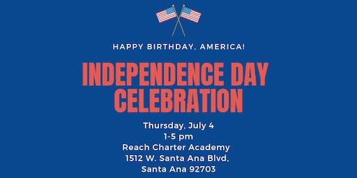 AIB2B July 4 Independence Day Celebration