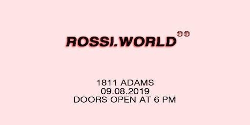 Rossi Art Exhibition