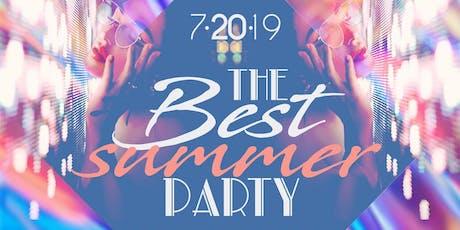 #BestSummerParty @ Taj II  – Everyone FREE til 12 on DAMON'S LIST tickets