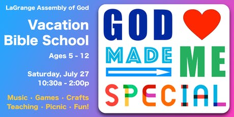 LaGrange Assembly of God Vacation Bible School tickets