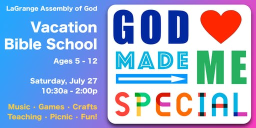 LaGrange Assembly of God Vacation Bible School