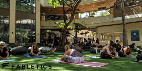 FREE Flow with Fabletics by Amy Peters tickets