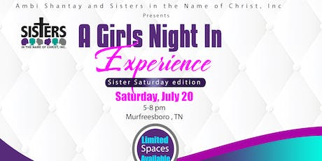 Girls Night In Experience tickets