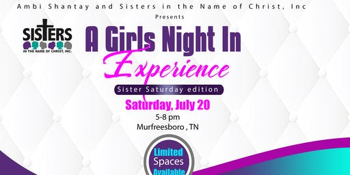 Girls Night In Experience