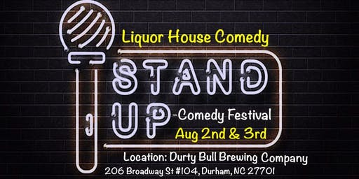 Liquor House Comedy Festival